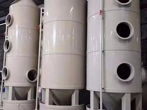 废气处理选用喷淋塔专用泵的三大原因